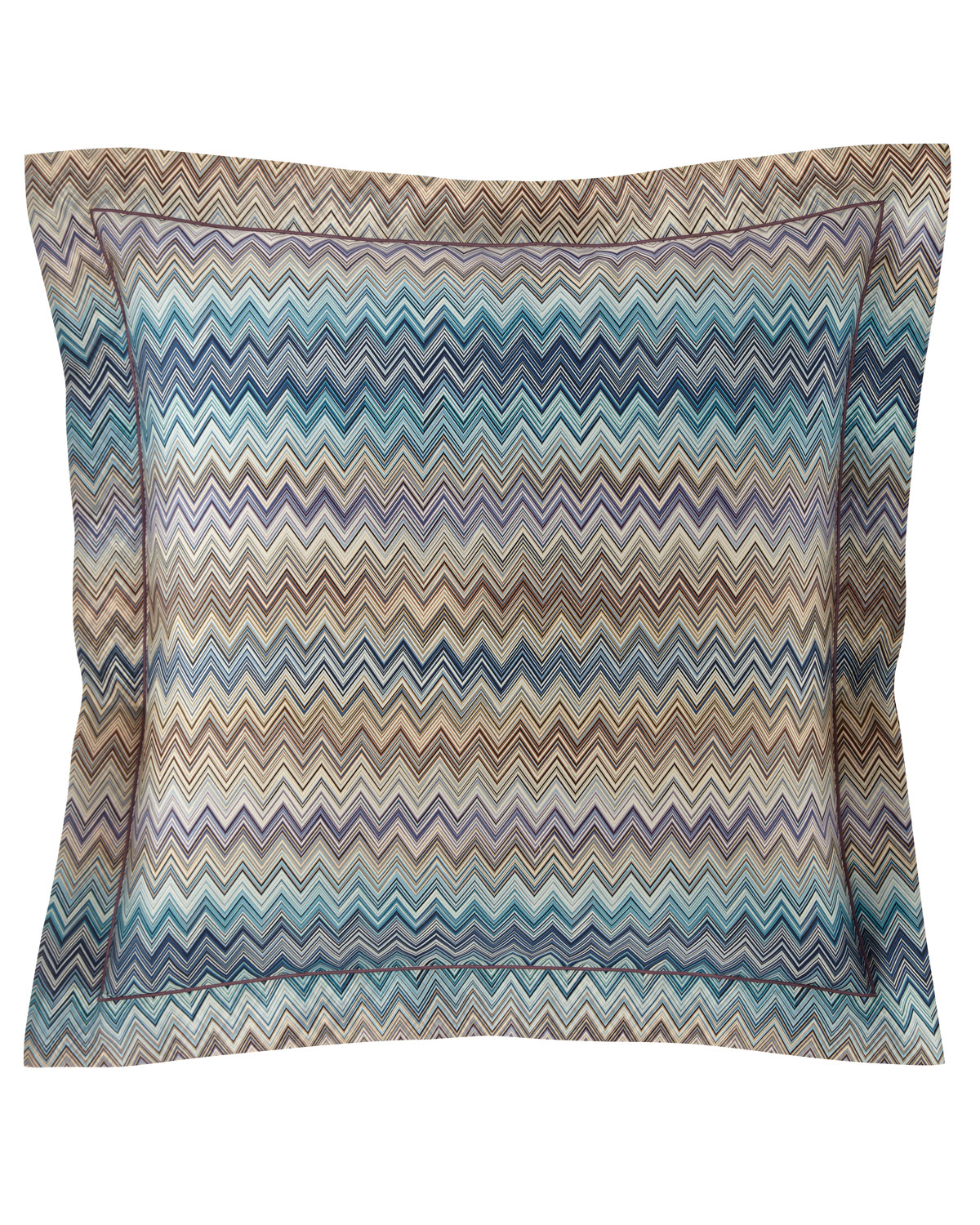 John European Shams, Set Of 2 by Missoni Home