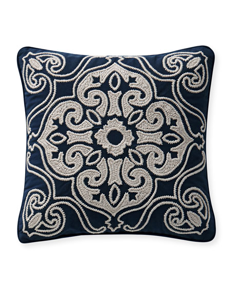Waterford Asher Square Decorative Pillow