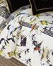 Roberto Cavalli Birds Ramage King Duvet Cover