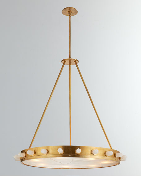 Kelly by Kelly Wearstler Halcyon Large Chandelier