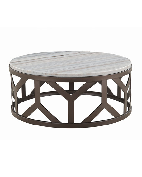 Opal Round Coffee Table