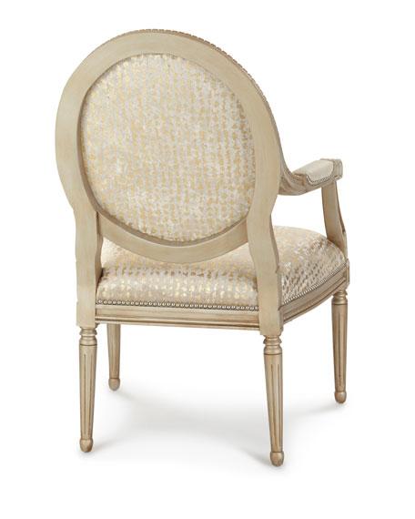 Massoud Makayla Accent Chair