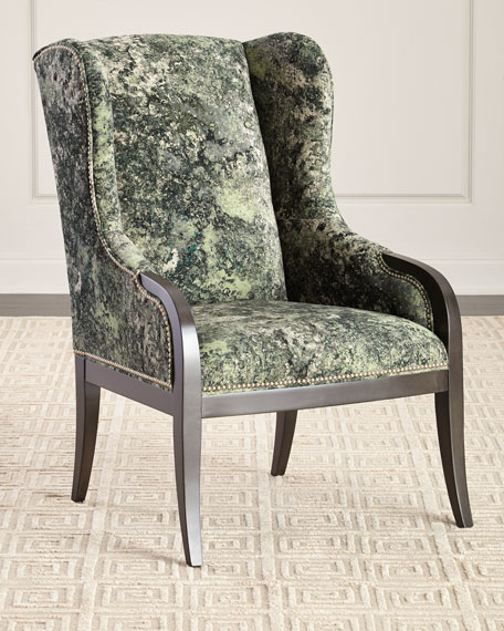 Massoud Miranda Wing Chair