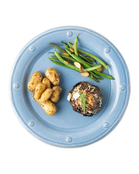 Juliska Berry & Thread Chambray Dinner Plate
