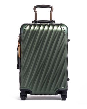 6536ef429 TUMI 19 Degree Aluminum International Carry-On Luggage