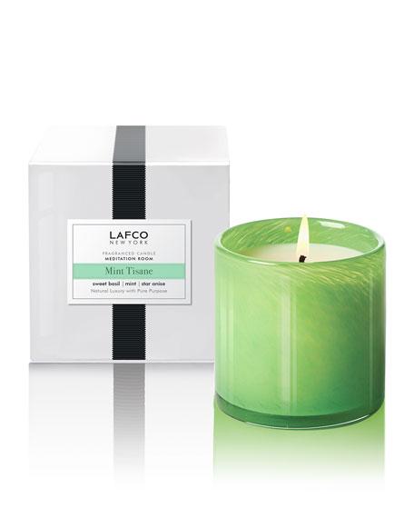 Lafco Mint Tisane Signature Candle, 15.5 oz./ 440 g