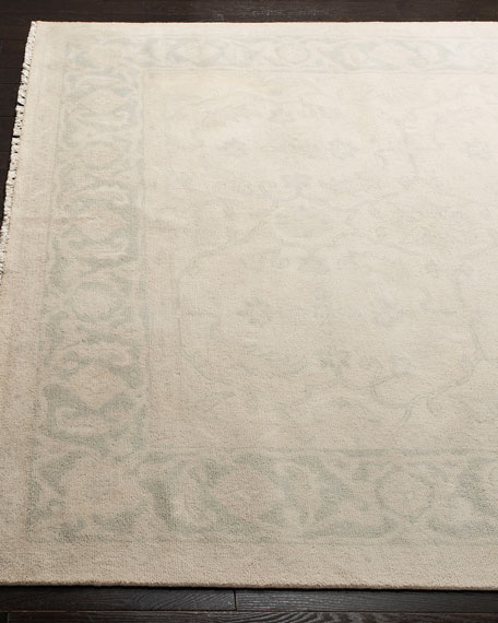 Ralph Lauren Home Montaigne Hand-Knotted Rug, 6' x 9'