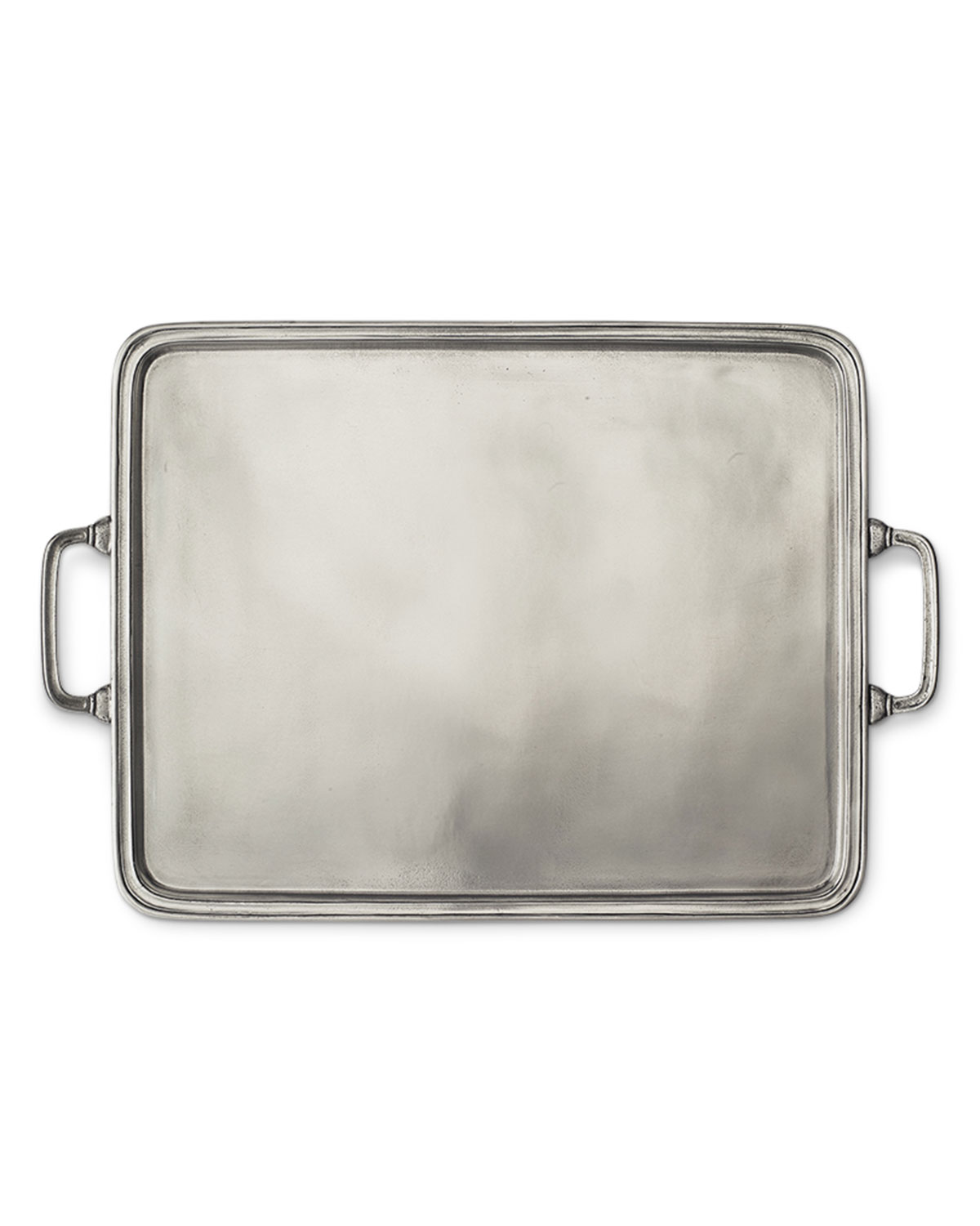 Match X-Large Rectangle Tray with Handles