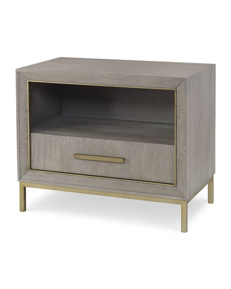 Image 2 of 3: Century Furniture Kendall Night Stand