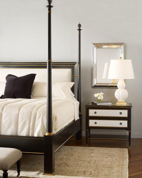 Century Furniture Barrington King Poster Bed