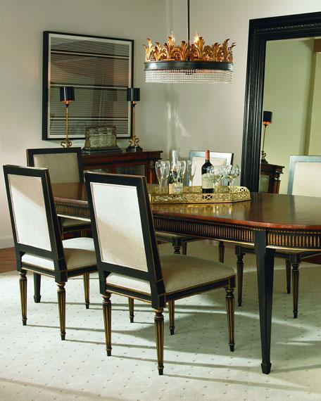 Century Furniture Barrington Oval Dining Table