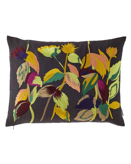 Designers Guild Maruko Graphite Pillow