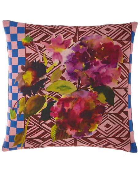 Designers Guild Jaipur Rose Pillow