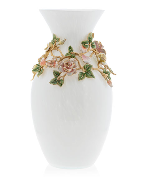Rose Grand Vase