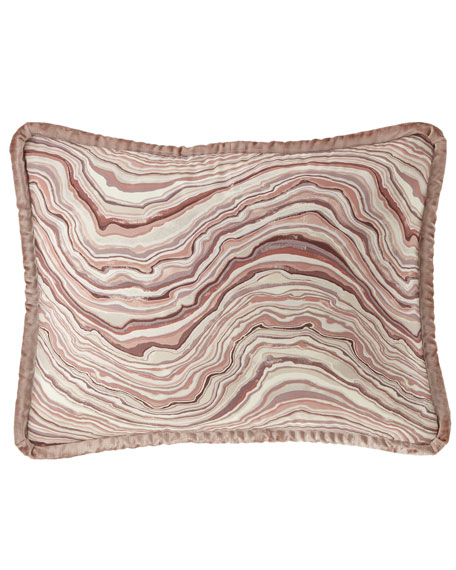 Sweet Dreams Geod Standard Sham with Velvet Piping