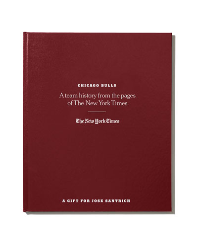 NYT Basketball Team History Book