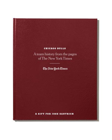 New York Times NYT Basketball Team History Book