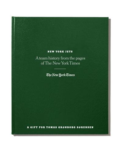 NYT Football Team History Book