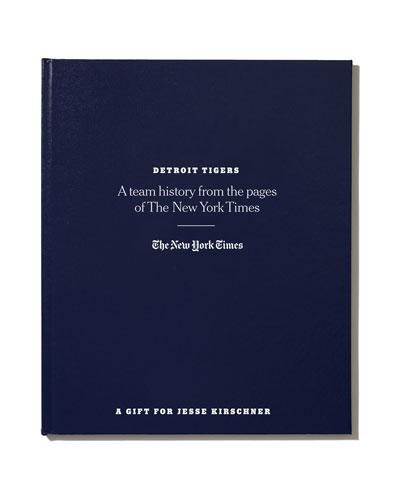 NYT Baseball Team History Book