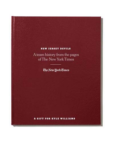 NYT Hockey Team History Book