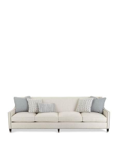 Image 3 of 3: Bernhardt Palisades Extra Long Sofa 108""