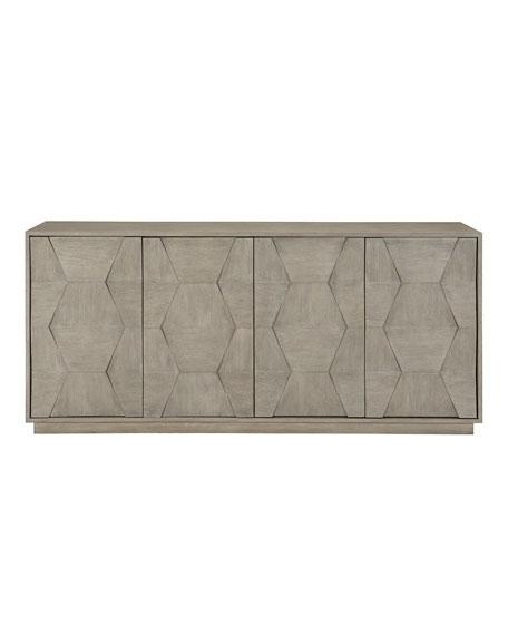 Bernhardt Linea Dimensional 2-Door Buffet