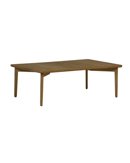 Summer Classics Woodlawn Coffee Table
