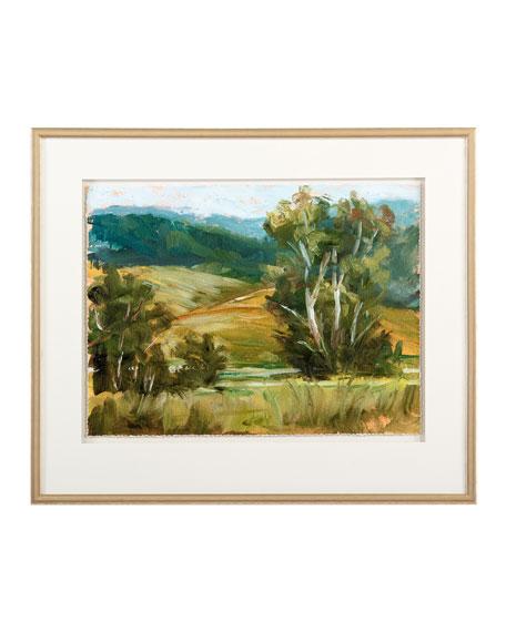 "John-Richard Collection ""Changing Sunlight II"" Art Print"