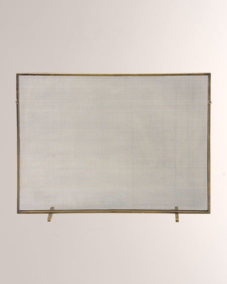 Arteriors Gita Fireplace Screen