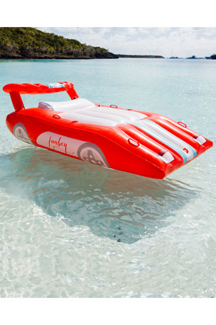 Funboy Sports Car Pool Float