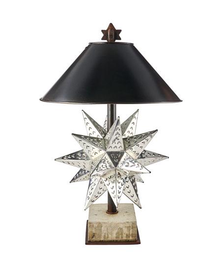 Jan Barboglio La Estrella Table Lamp