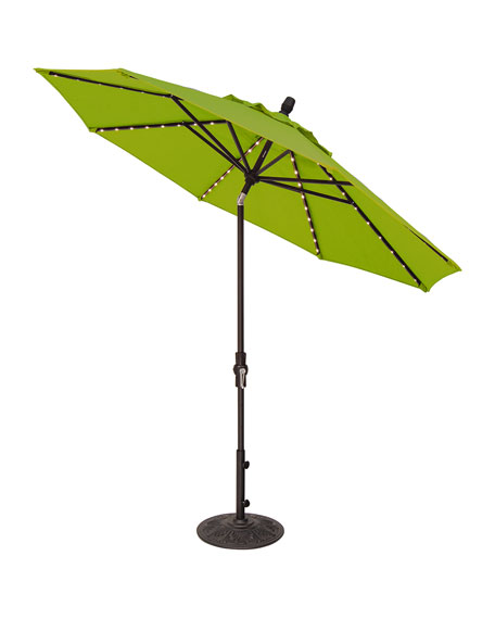 Treasure Garden Starlight Collar Tilt Umbrella Stand