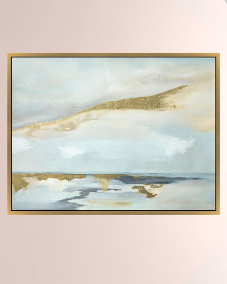 """Aurora Borealis II"" Giclee Canvas Art"