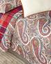 Ralph Lauren Home Pyne Paisley King Comforter