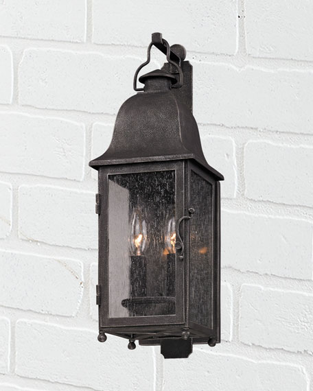 Troy Lighting Small Larchmont Sconce