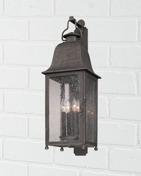 Troy Lighting Large Larchmont Sconce