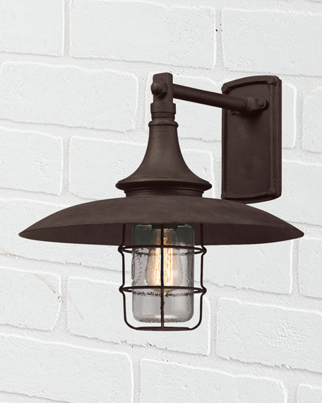 Troy Lighting Large Allegheny Sconce
