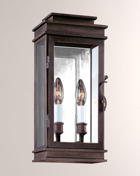 Troy Lighting Small Vintage Sconce
