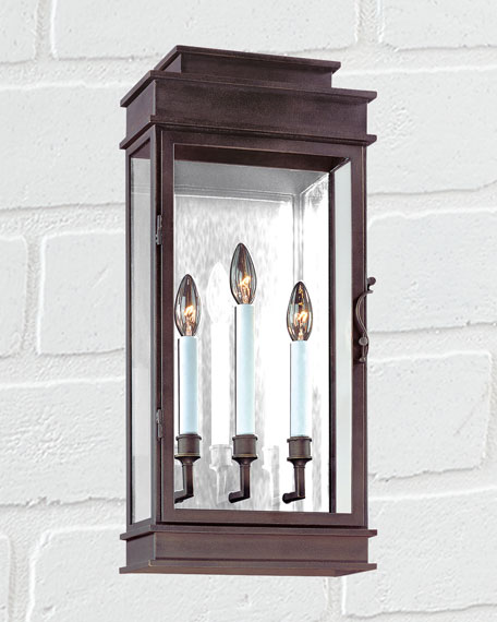 Troy Lighting Large Vintage Sconce