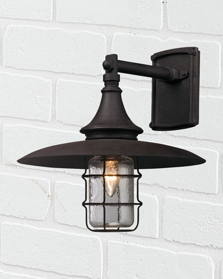Troy Lighting Small Allegheny Sconce