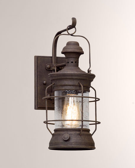 Troy Lighting Small Atkins Sconce