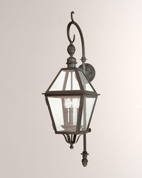 Troy Lighting Large Hanging Townsend Sconce
