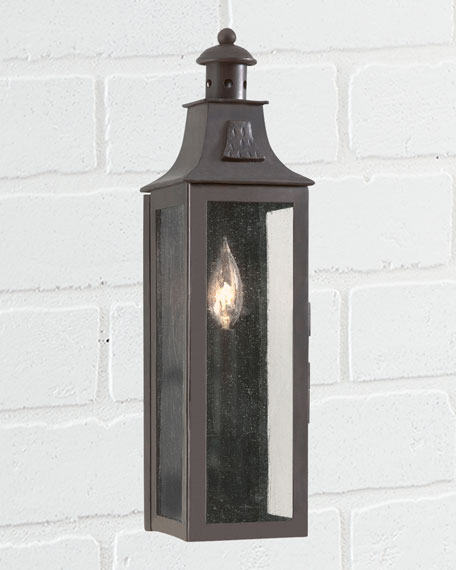 Troy Lighting Small Newton Sconce