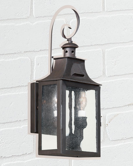 Troy Lighting Small Hanging Newton Sconce