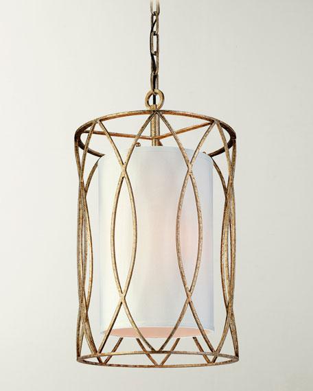 Troy Lighting Small Long Sausalito Light Pendant