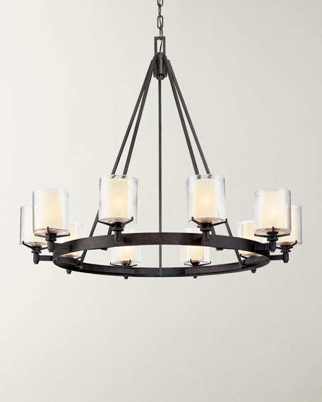 Troy Lighting Arcadia Chandelier