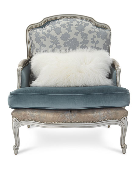 Massoud Eloise Bergere Chair