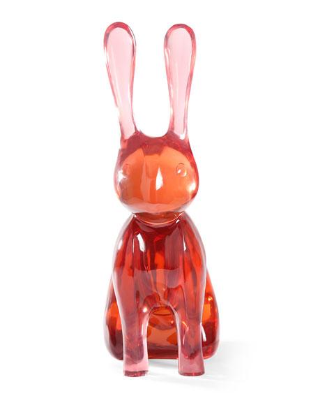 Jonathan Adler Giant Acrylic Rabbit