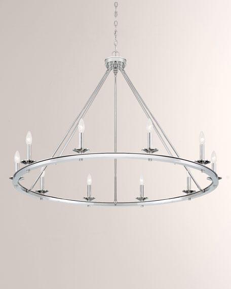 Savoy House Middleton 10-Light Chandelier