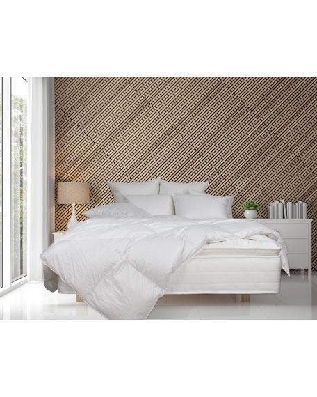"""SFERRA Mille Luxe Pillow Top California King 9"""" Mattress Set"""